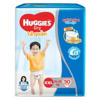 Tã Quần Huggies Dry XXL30