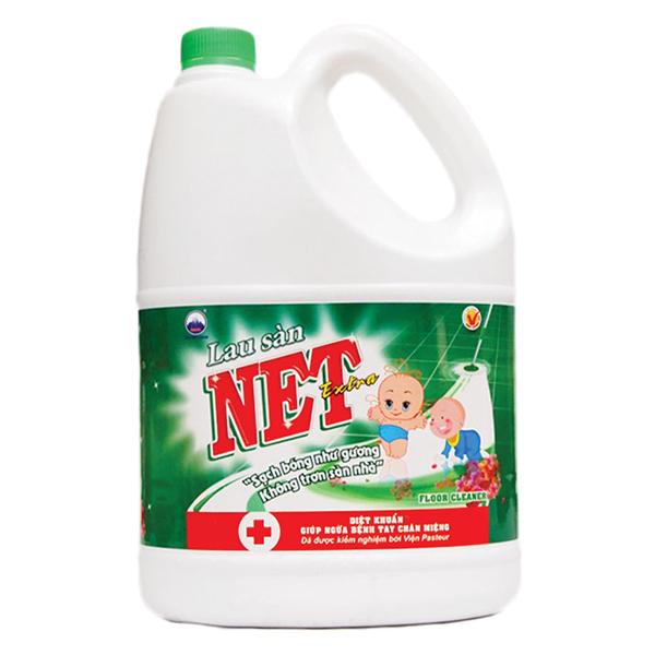 Nước Lau Sàn Net Extra 4Kg