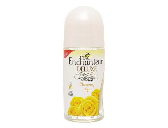 Lăn Khử Mùi Cao Cấp Enchanteur Charming 50Ml