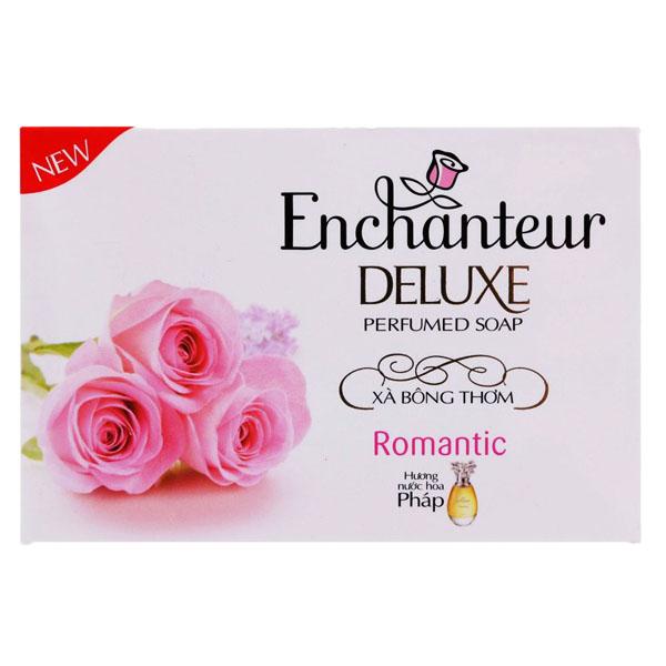 Xà Bông Cục Enchanteur Romantic 90G