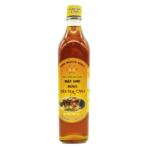 Mật Ong Rừng Sữa Ong Chúa Xuân Nguyên 500Ml