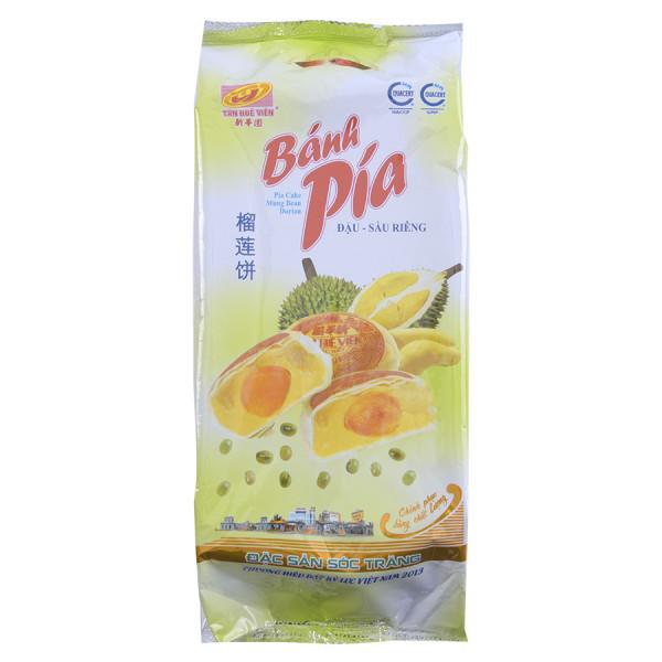 Bánh Pía Đậu Xanh Sầu Riêng 1 Sao 320G