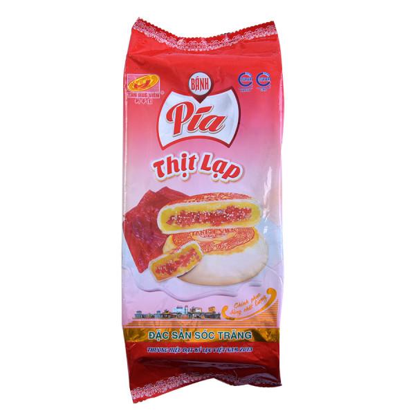 Bánh Pía Đậu Xanh Thịt Lạp 400G