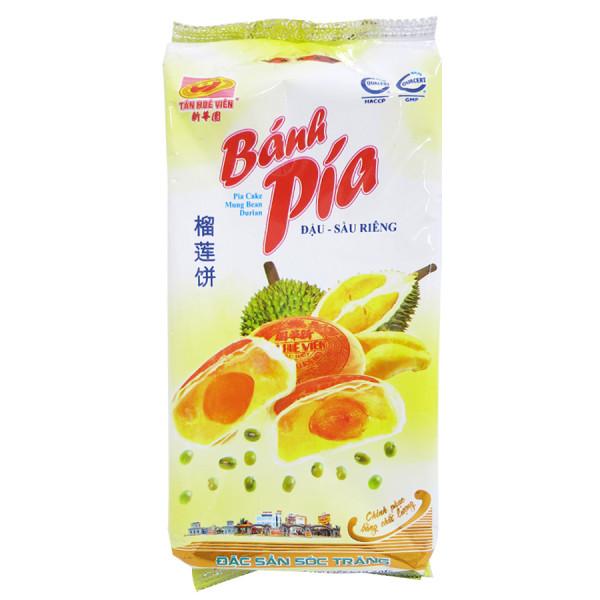 Bánh Pía Đậu Xanh Sầu Riêng 3 Sao 440G