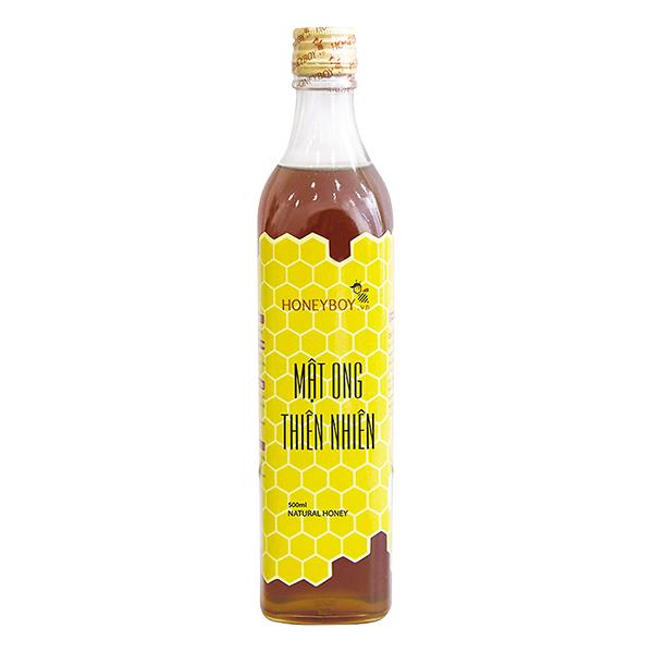 Mật Ong Thiên Nhiên Honey Boy Chai 500Ml