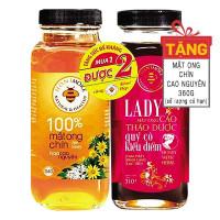 Mật Ong Cao Thảo Dược Honimore Lady 310G