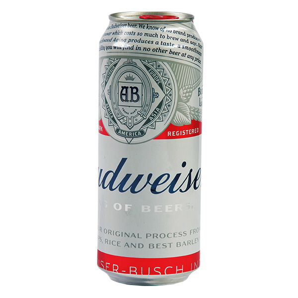 Bia Budweiser 500Ml