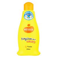 Sữa Tắm Gội Wesser Cam 2IN1 200Ml
