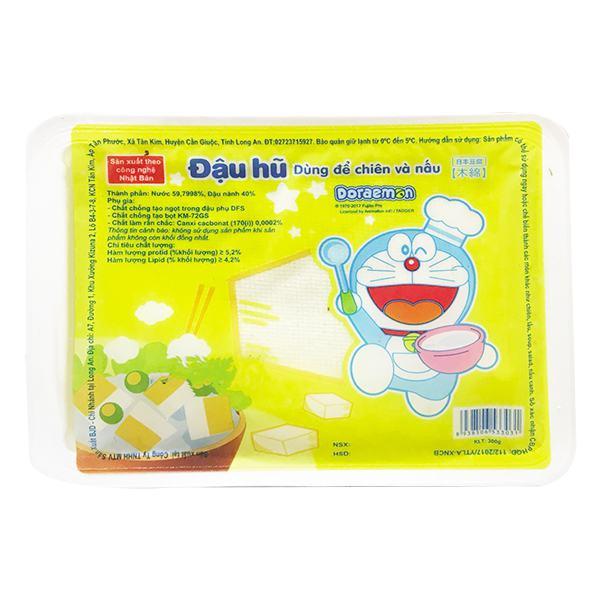 Đậu Hũ Dùng Chiên Và Nấu Doraemon 300G