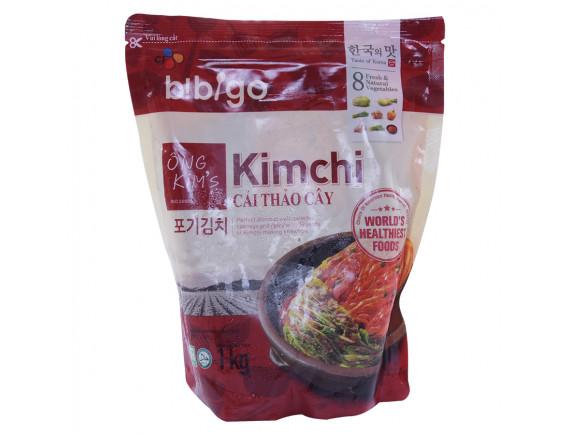 Kim Chi Cải Thảo Cây Ông Kim's  1Kg