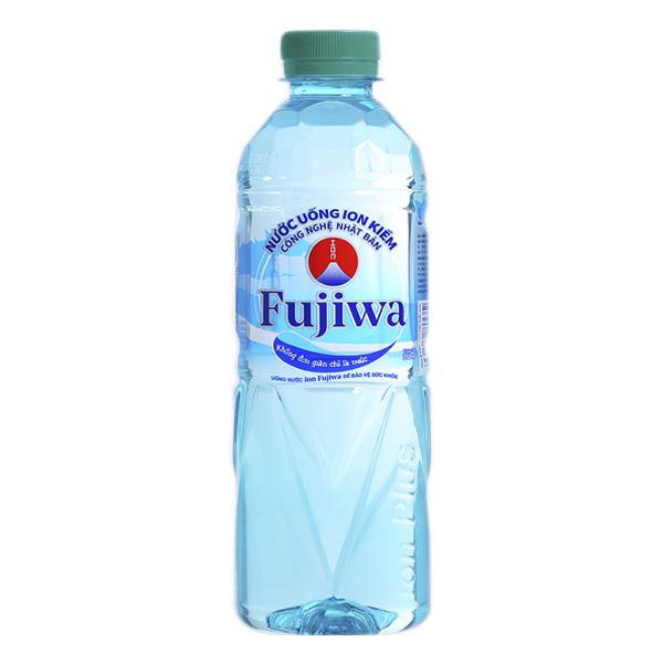 Nước Ion Kiềm Fujiwa Chai 350Ml