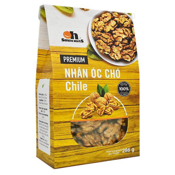 Nhân Óc Chó Chile Oh Smile Nuts 286G