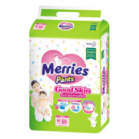 Tã Quần Merries Goodskin M50
