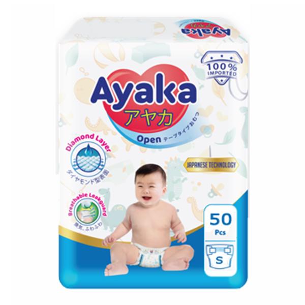 Tã Dán Ayaka S50